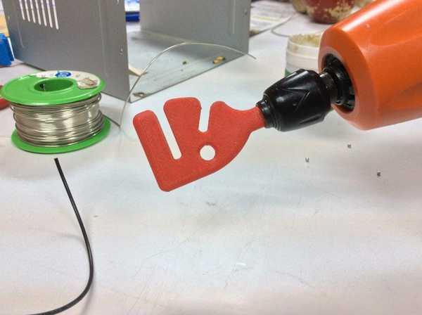 Tel Twister (SİYAH & DECKER için)  Organik Plastikten Aparat