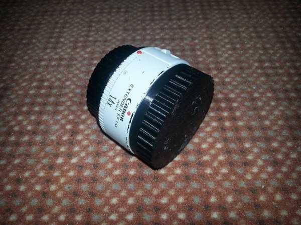 Canon Ef Genişletici Kapağı Plastik Aparat