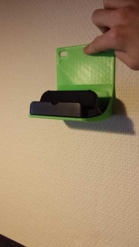 Wii U Gamepad Dock Evrensel Tutucu Plastik Aparat