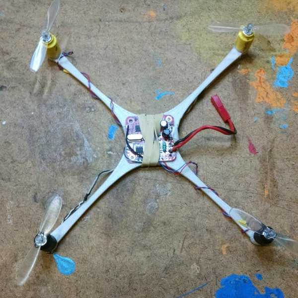 Toptan  Micro X Quadcopter Plastik Aparat