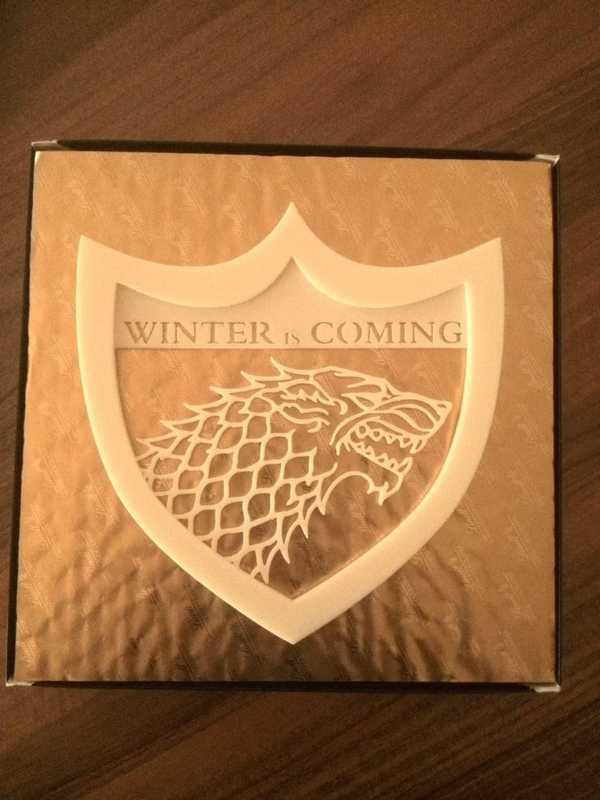 Stark Wolf Hanesi Hediyelik Süs Eşyası Aksesuar Dekoratif
