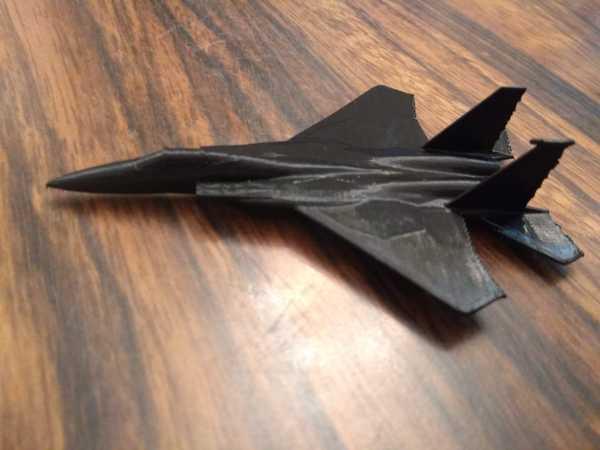 Toptan Mikro zırh için F-15 Eagle Biblo Dekoratif Hediyelik Süs Eşyası
