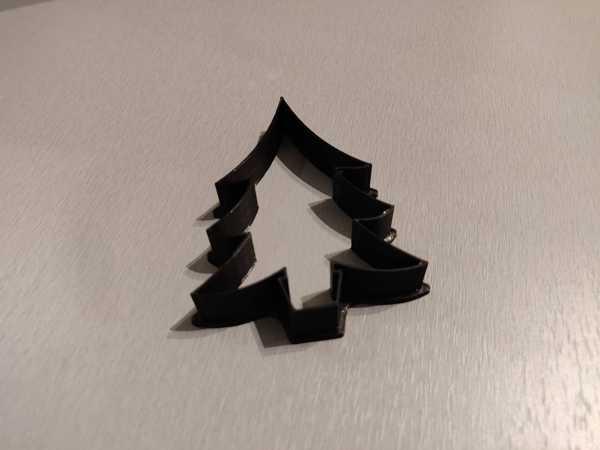 Noel Ağacı Kalıbı Çam Ağacı Kalıp  Hediyelik Kek Kurabiye Tatlı