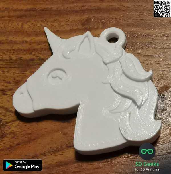 Unicorn Anahtarlık Dekoratif Süs Eşyası Hediyelik Aksesuar