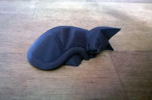Uyuyan Kedi Biblo Heykel Dekoratif Hediyelik Oyuncak Hayvan Tanım