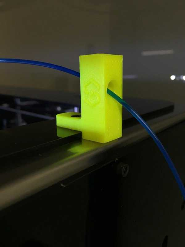 Sharebot Ng Filament Rehber Plastik Aparat