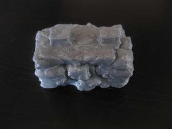 Seej Bloxen, Moloz Biblo Dekoratif Hediyelik Süs Eşyası Maket