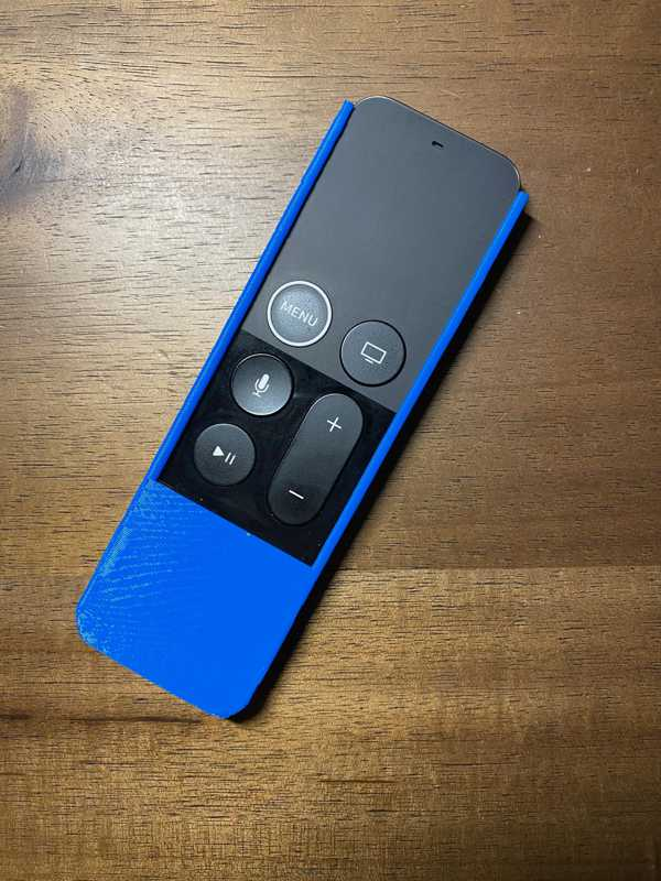 Apple TV 4 Remote Kılıfı Kumanda  Tutucu Koruyucu  Aparatı