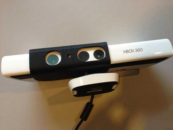 Xhamster Kinect Lens Tutucu Plastik Aparat