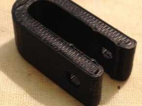 X-Stage Kablo Klipsi  Organik Plastikten Aksesuar Aparat