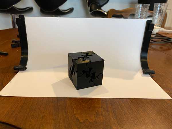 Küçük Ürün Fotoğraf Çekme Oda Stüdyosu Profesyonel Çekim Aracı