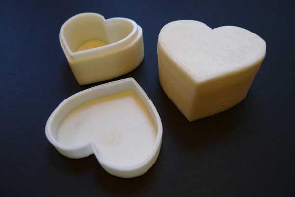 Kalp şeklinde kutu Sevgiliye Hediyelik Masaüstü Dekoratif Biblo