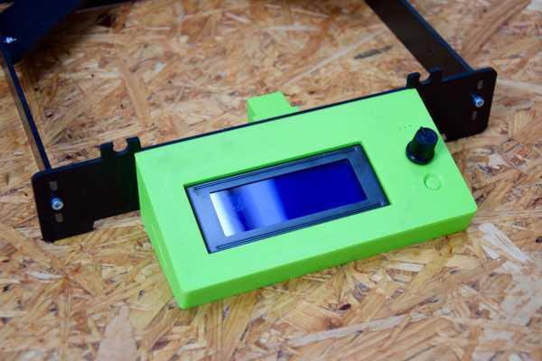 P3steel 2.x - LCD kasa  Aparatı Aksesuar Tutucu Koruyucu