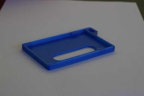 Kimlik Karti Tutucu / Ausweishülle Plastik Aparat