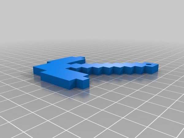 Toptan  Minecraft Pırlanta Kazma Plastik Aparat