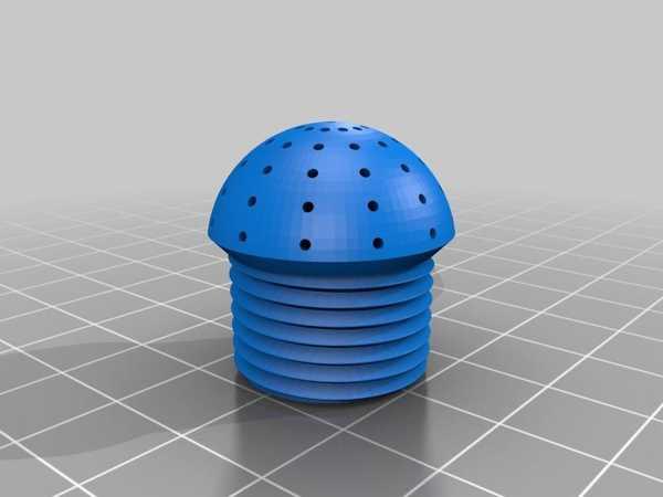 Mini Yarım Küre Musluğu Plastik Aparat