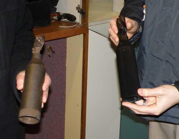 Toptan Wwi Vb Tüfek Grenade Fırlatıcı Plastik Aparat
