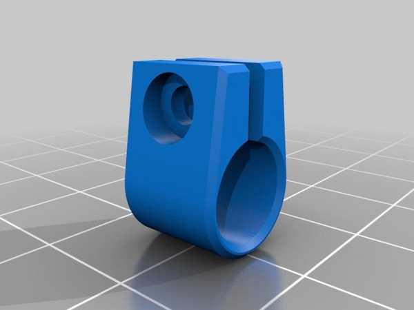 Toptan P3Steel Y Pürüzsüz Çubuk Kelepçesi Plastik Aparat