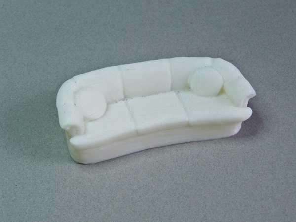 Kanepe Koltuk Çocuk Oyun Oyuncak  Organik Plastikten Hediyelik