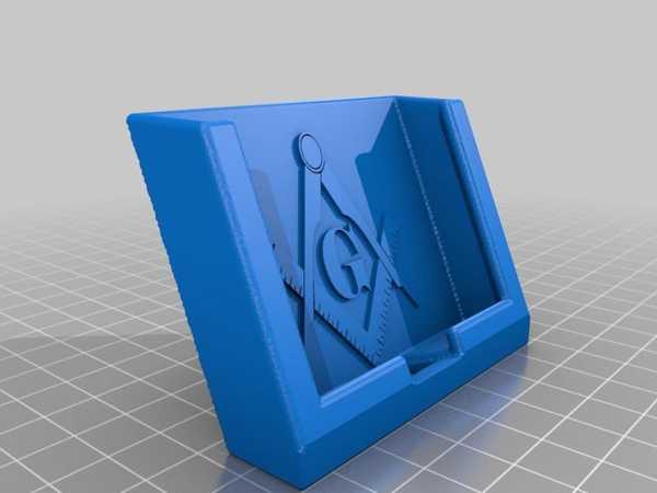 Toptan Masonik Telefon Standı Plastik Aparat