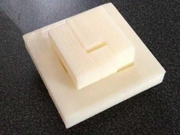 Toptan Osanori Yamamoto tarafından Bisect Cube puzzle  Organik Plastik