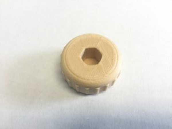 X-Carve CNC için Z Ekseni topuzu  Organik Plastikten Aparat