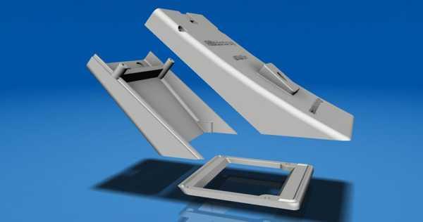 Türkçe Mobil Spektrometre V4.0 Plastik Aparat