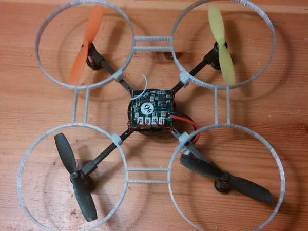 Q-Bot mikro koruyucu çerçeve Organik PlastiktenDekoratif Aksesuar