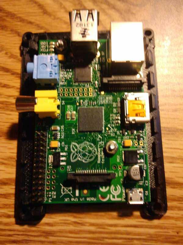 Raspberry Pi Model B Standı Tutucu Askısı Standı Aparatı