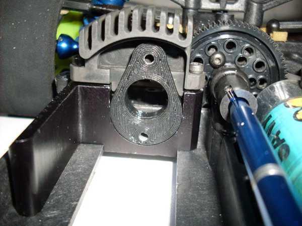 Takım İlişkili Tc4 Motor Tutucu # 3930 Plastik Aparat