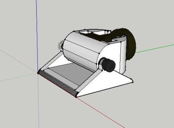 Mobius Geniş Açılı Lens (Lens B) Tutucu Plastik Aparat