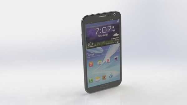 Samsung Galaxy Note Ii Plastik Aparat
