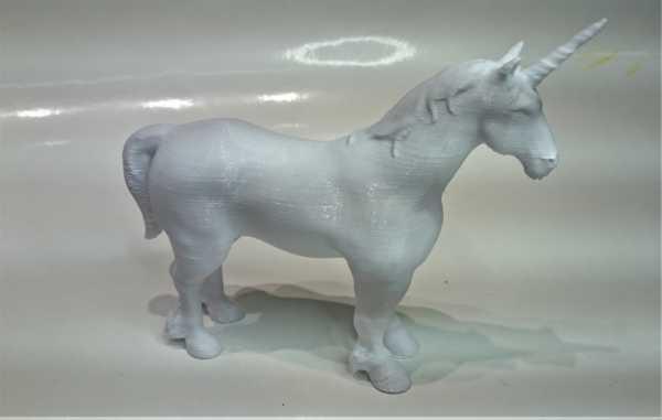 Unicorn  Biblo Dekoratif Hediyelik Süs Eşyası Maket Aksesuar