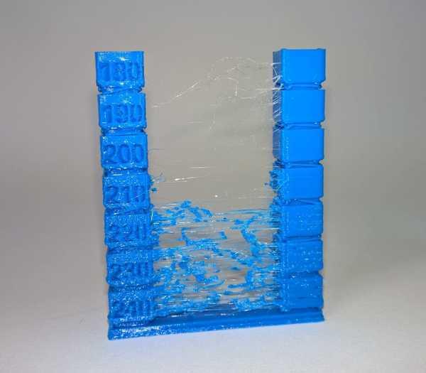 Sıcaklık Çekimi kalibrasyon blokları  Organik Plastikten