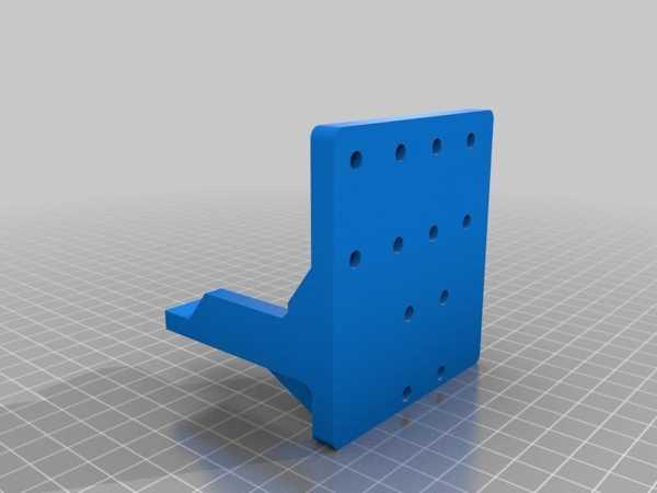 Hictop Prusa I3 X-Cwing Ücret / Otomatik Seviye Plastik Aparat