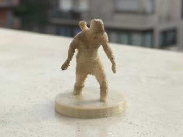 D & D / Pathfinder Rogue  Biblo Dekoratif Hediyelik Süs Eşyası