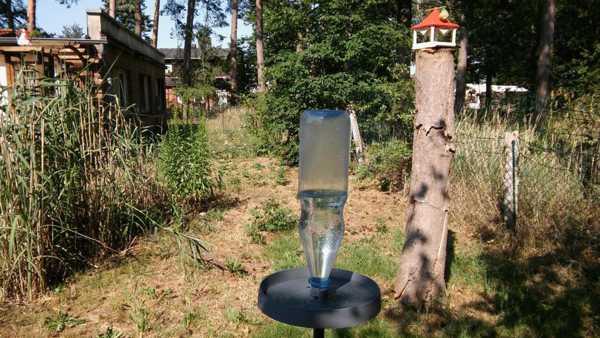 Toptan Kuşlar, Arılar Ve Co W / O İçin Pet Waterdispenser Plastik Aparat