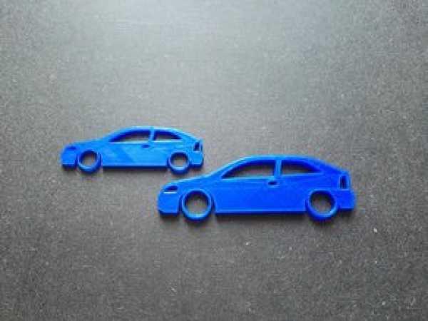 Toptan Opel Vauxhall Astra G CC Anahtarlık  Dekoratif Süs Eşyası