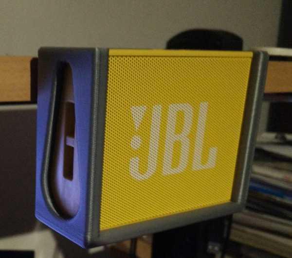 Modüler Jbl Go Kılıfı Plastik Aparat