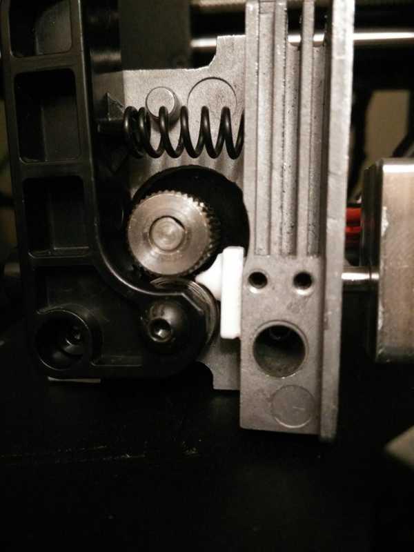 Kodama trinus filament kılavuzu  Organik Plastikten Aparat