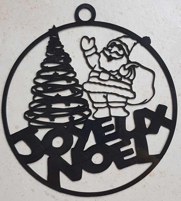Noel dekorasyonu Biblo Dekoratif Hediyelik Süs Eşyası Maket