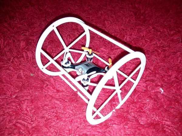 Toptan Jaula Dron Icarus Nano Plastik Aparat
