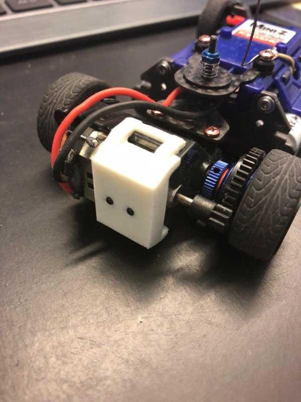 Toptan  Motor Braketi Mini-Z Rm Mz210 Plastik Aparat