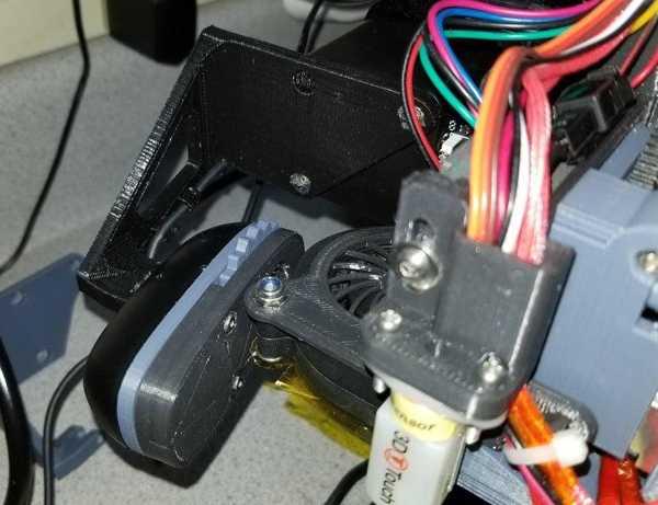 Toptan  Logitech C270 İçin Ender 3 Z-Axis Kamera Montajı (Kablo Yönetimi Klipsleri İle 20Mm Daha Uzun Daha Uzun) Plastik Aparat