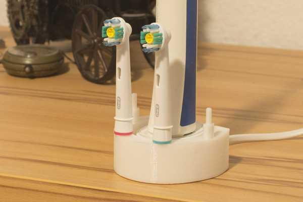 Oral-B için Diş Fırçası Tutacağı  Organik Plastikten Aksesuar