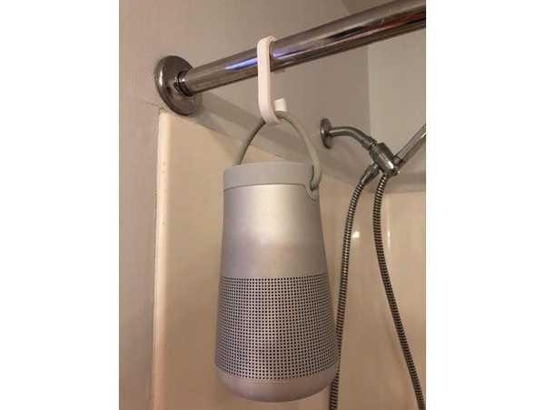 Duş Perdesi Asma Çengeli Askı Lif Bez Mendil Toparlama Düzenleme