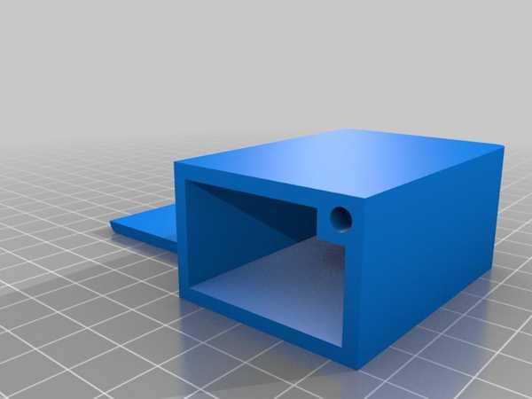Arduino Nano Kutusu (+ Rf433 Alıcı + Ir Led) Plastik Aparat