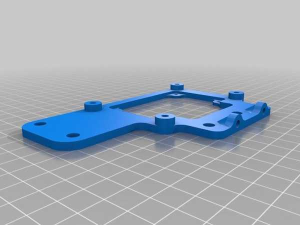Toptan Mm Arduino Montaj W / Adım Aşağı Dönüştürücü Ve Fan Plastik Aparat