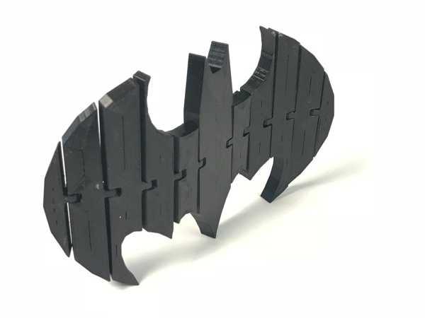 Hareket Edebilir Batman Figürü Dekoratif Biblo Dekor Hediyelik