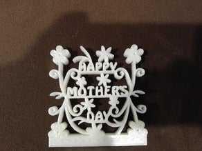 Anneler günün kutlu olsun  Biblo Dekoratif Hediyelik Süs Eşyası